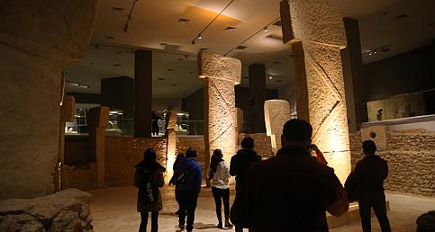 """Şanlıurfa Müze Kompleksi'ne """"Göbeklitepe"""" ilgisi"""