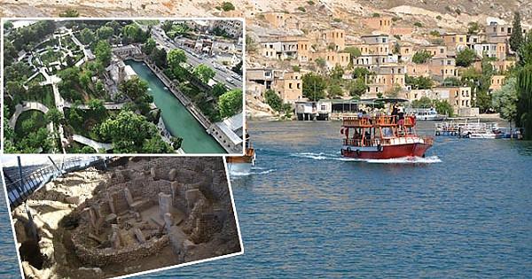 Urfa'da Turizm Canlılığı