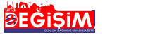 URFA DEĞİŞİM GAZETESİ - Son Dakika Haberler - Şanlıurfa Haber
