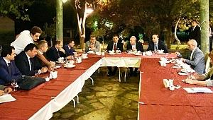Şanlıurfa'nın eğitim sorunları 2. kez masaya yatırıldı