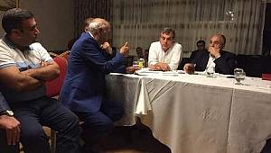Aktaşoğlu,ASKF Sorunlarını Bakana İletti