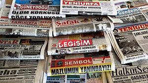 Yerel basın Cumhurbaşkanı'ndan destek bekliyor