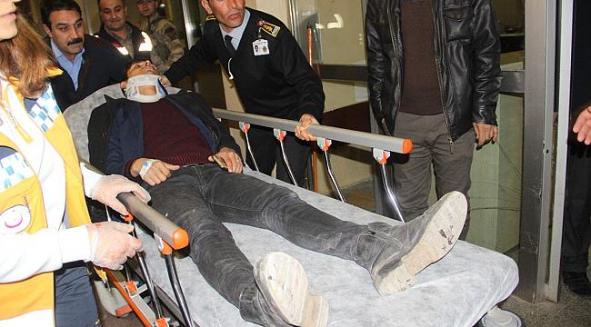 Urfa'da trafik kazası; 1 ölü, 4 yaralı
