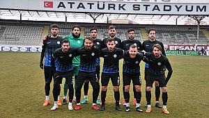 Karaköprü Belediyespor 3 maç sonra kaybetti