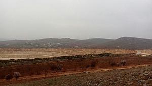 Taş ocağı yaşam alanını daraltıyor