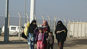Ülkelerine dönmenin hayalini kuruyorlar