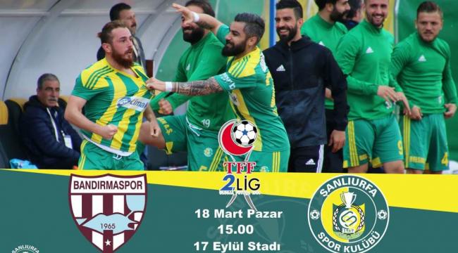 Badırmaspor 1-0 Şanlıurfaspor
