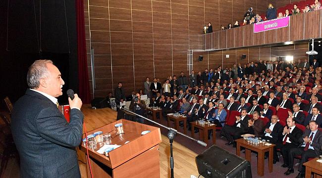 Fakıbaba: Türkiye'yi baba olarak görüyorlar
