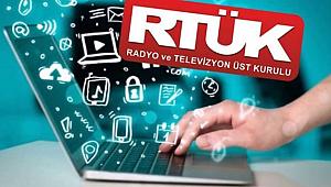 RTÜK'ten yangın yayınlarıyla ilgili açıklama
