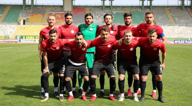 Karaköprü Belediyespor evinde 3-1 kaybetti