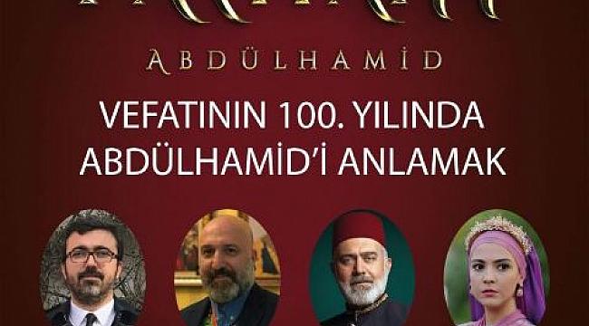 Payitaht Abdulhamid dizisinin oyuncuları Urfa'ya geliyor