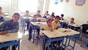 Kuran kurslarına ilkokul öğrencilerinin ilgisi fazla