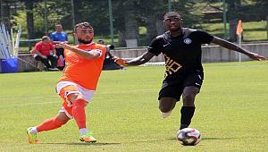 Adanaspor Hazırlık Maçı Berabere Kaldı