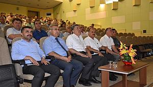 Hizmet içi eğitim semineri verildi