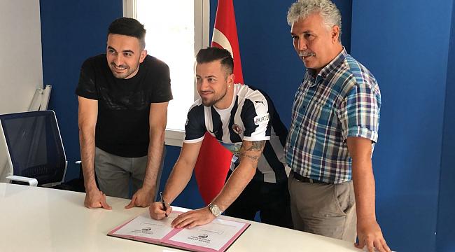 Urfaspor'un eski oyuncusu Fethiyespor'da