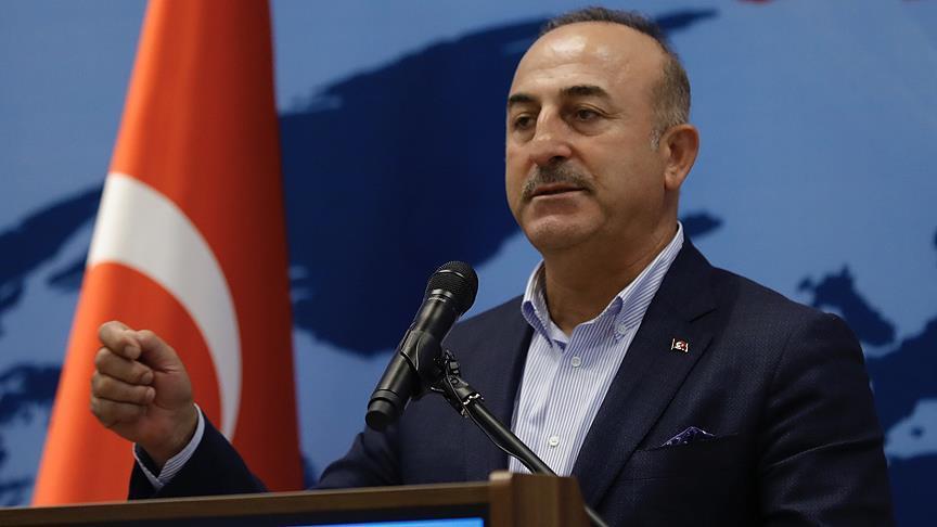 Bakan Çavuşoğlu, Başbakan Costa ile buluştu