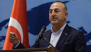 Bakan Çavuşoğlu, Bakan Malki ile basın toplantısı