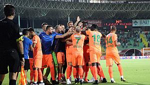 Alanyaspor 1-0 Trabzonspor Maç Sonucu