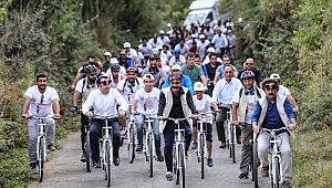 Deli Emin Bisiklet Şenliği