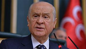 """Başkan Bahçeli: """"Türkiye'de erken seçim yoktur"""""""