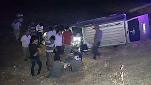 Şanlıurfa'da Trafik Kazası; Çok sayıda yaralı