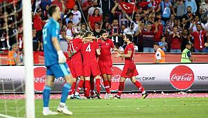 Türkiye İsveç maçı Bu Akşam
