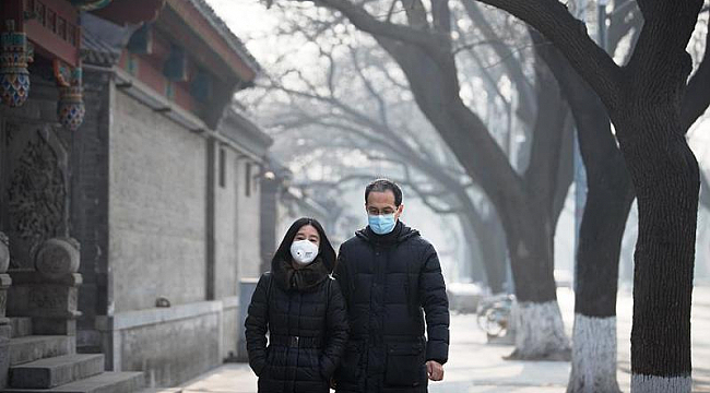 Çin'de Bin 983 Kişi Öldü