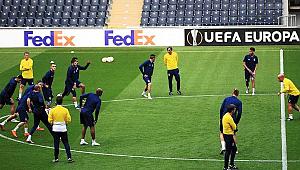 Fenerbahçe Medipol Maçına Hazırlanıyor