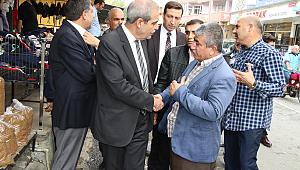 'Süleymaniye mahallesinin tüm yollarını tamamladık'