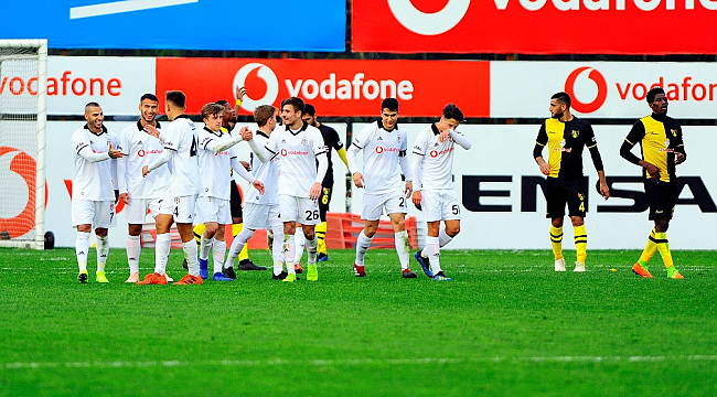 Beşiktaş: 2 - İstanbulspor: 1