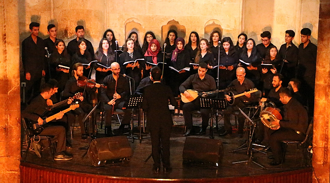 Gazezoğlu Kültür Merkezi'nde muhteşem konser
