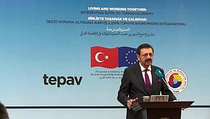 Hisacıklıoğlu: Tüm Türkiye kazançlı çıkacak