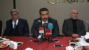 'Şanlıurfa'da belediye başkanları çok eleştiriliyor'