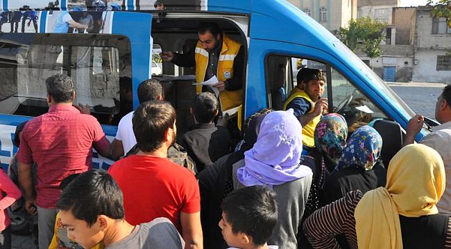 Sosyal yardımlar devam ediyor - ÖZEL HABER - URFA DEĞİŞİM GAZETESİ