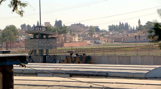 Suriye sınırında mühimmat ve GSM hatları ele geçirildi