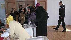 36 bin Suriyeli oy kullanacak