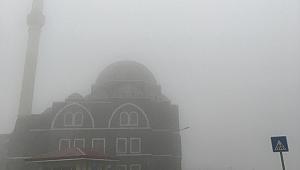 Güneydoğu'da ulaşıma sis engeli