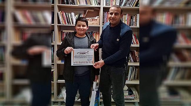Gençleri kitaplara bağlayan etkinlik