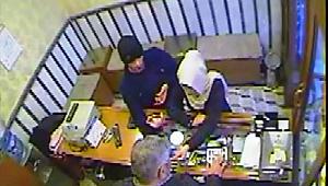 Kuyumcu Hırsızları Kamerayı Hesaba Katmadı