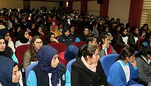Öğrencilere sinema etkinliği