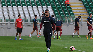 Trabzonspor'da Kıvrak dönemi sona erdi