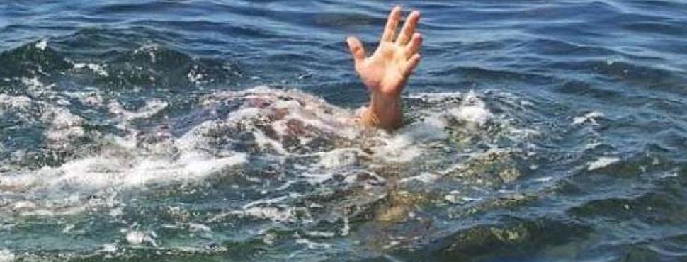 Baraja giren çocuk boğuldu