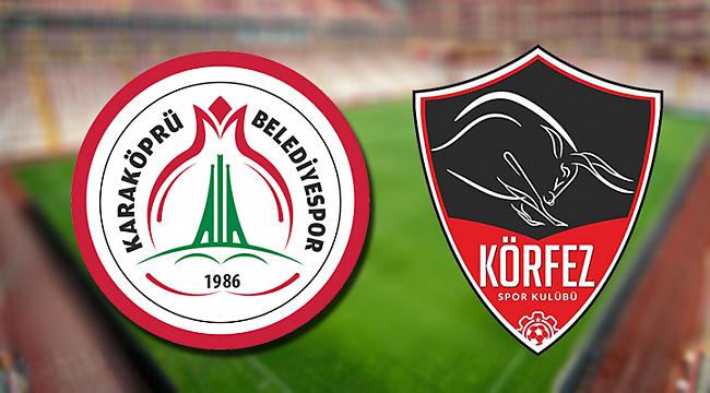 Karaköprü Belediyespor coştu: 5-0