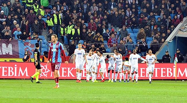 Trabzonspor Alanya'ya Teslim Oldu