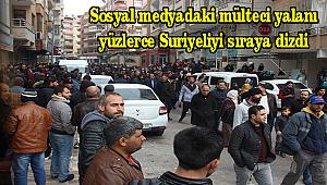 Urfa'da Suriyeliler ayaklandı