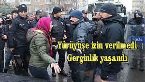 Urfa'dan sonra Diyarbakır'da da izin verilmedi