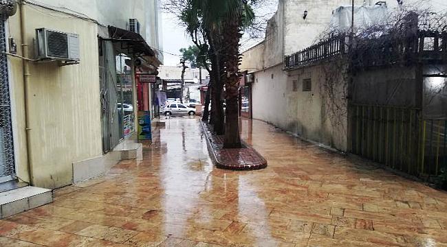 Yağışlar Etkili Oldu