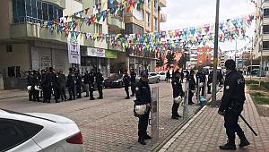 HDP'nin yürüyüşüne izin verilmedi