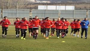 20 Futbolcuyla Şanlıurfa'da