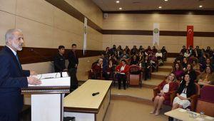 '5. Ulusal iç hastalıkları hemşireliği eğitim çalıştayı' başladı